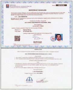 sertifikat tenaga ahli