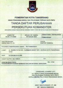 surat izin usaha 1