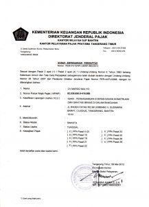 surat izin usaha 2